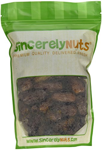 Sincerely Nuts Whole Pitted Dates- One (1) Lb. Bag -