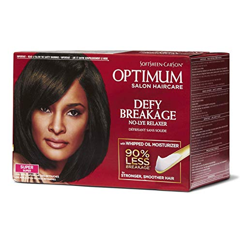 (No Lye Conditioning Super Relaxer)
