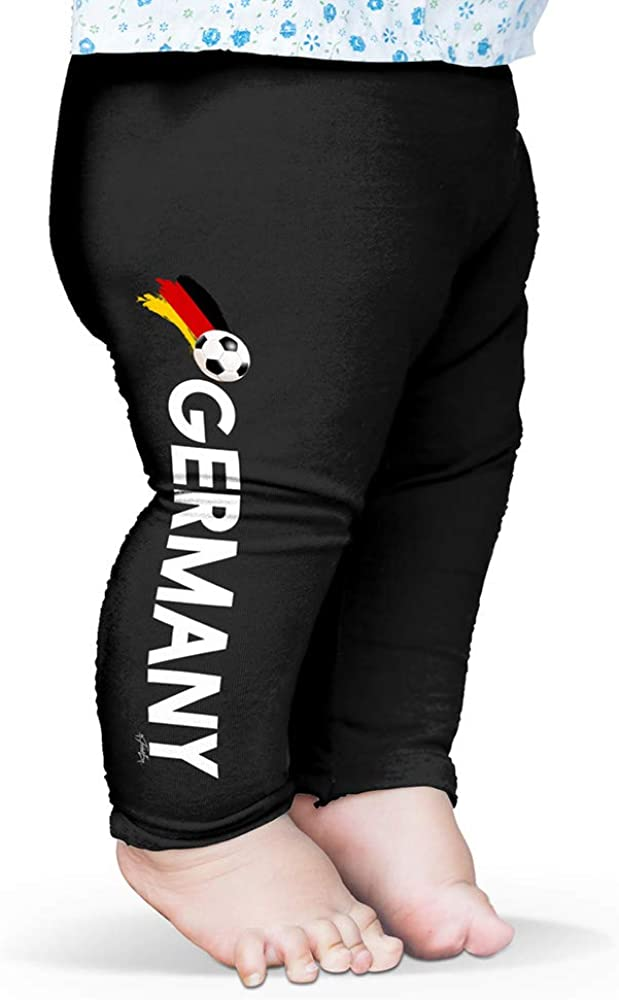 Twisted Envy Baby Pants Germany Football Soccer Flag Paint Splat