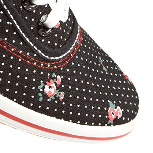 Chaussures Gte Femme Black Faible Connect Roxy J Iwtdawq