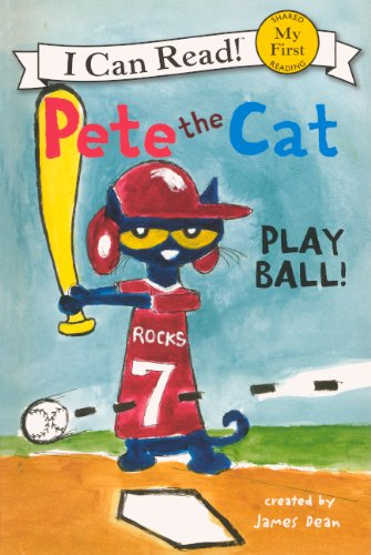 Play Ball! (Turtleback School & Library Binding Edition) (My First I Can Read! Pete the Cat) ()