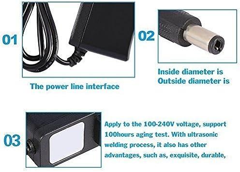Yosoo Universal 5V 1.2A Power AC Supply