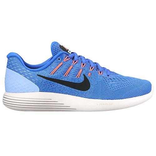 Blue Black NIKE Aluminum 8 Lunarglide Medium Women's W6UrUnI