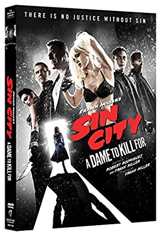 Frank Miller's Sin City: A Dame to Kill For DVD (City Of Sin Dvd)