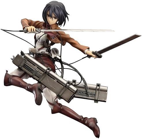 Attack on Titan statuette 1/8 Mikasa Ackerman 17 cm