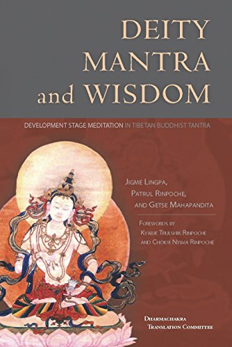 Deities Buddhist Tibetan (Deity, Mantra, and Wisdom: Development Stage Meditation in Tibetan Buddhist Tantra)