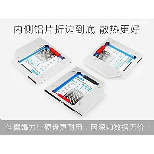 JEYI SATA 3 0 Optical Drive Bay Second Hard Drive (HDD, SSD