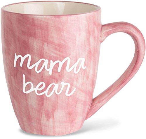 Mom Life 85202 Mama Bear Pink Large 20 - Bear Mom