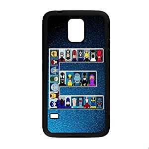 Art Back Phone Cover For Girls Design With Creative Alphabet For S5 Samsung Choose Design 1