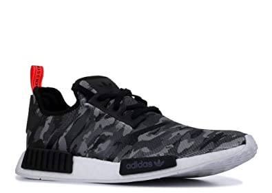c837bd6031e07 adidas Originals NMD R1 Shoe - Men s Casual 8.5 Grey Four Solar Red
