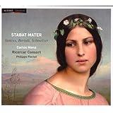 Stabat Mater ~ Sances, Betali, Schmelzer / Mena . Ricercar Consort . Pierlot