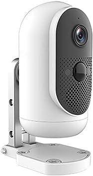 Opinión sobre Cámara de Seguridad para Exteriores, cámara IP CCTV inalámbrica WiFi con batería Recargable con visión Nocturna 1080P, detección de Movimiento PIR Ranura para Tarjeta Micro SD de Audio de 2 vías
