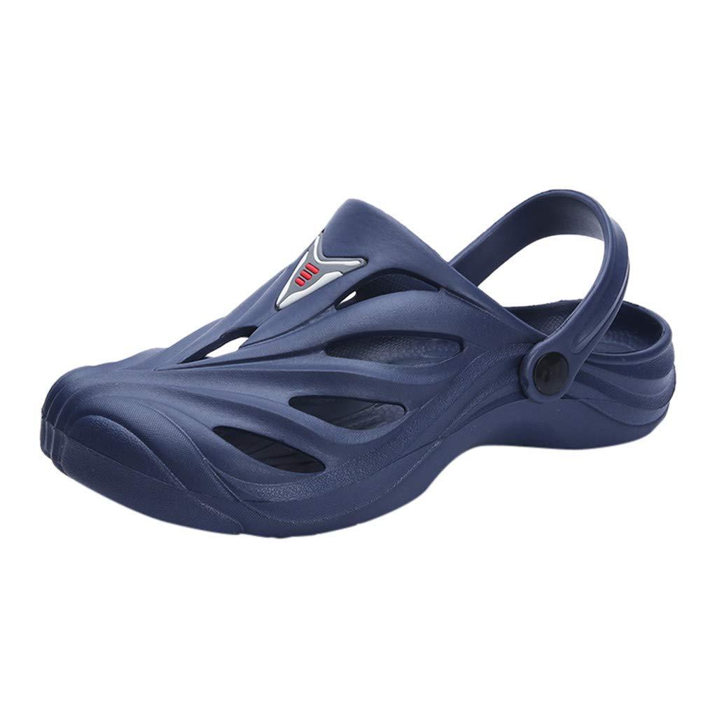 Dunacifa Unisex Hollow out Casual Couple Beach Sandal Flip Flops Shoes Water Shoes For Women Men