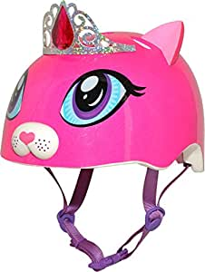 Raskullz Duchess Meow Toddler Bike Helmet