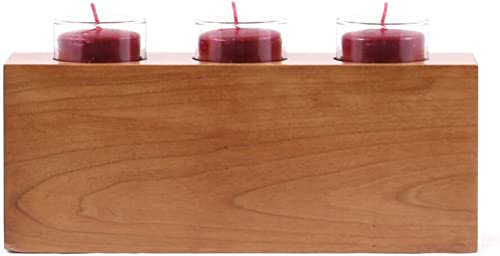 LifeSong Milestones Personalized 3 Votive Tealight Candle Holder A Limb has Fallen Bereavement Sympathy Gift