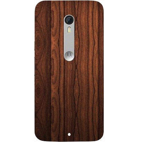 online retailer d39ec e5f39 Casotec Wooden Texture Design Hard Back Case Cover for: Amazon.in ...