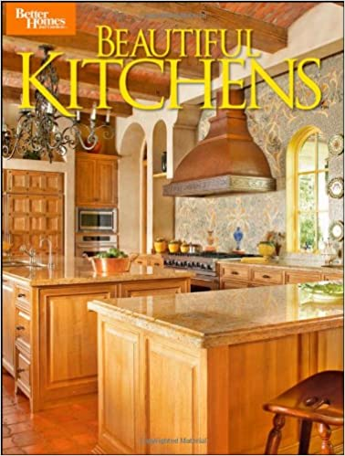 beautiful kitchens better homes and gardens home better homes and gardens 9780470503492 amazoncom books. beautiful ideas. Home Design Ideas