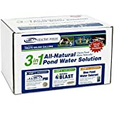 Healthy Ponds 51114 3 in 1 All-Natural Pond Water Solution
