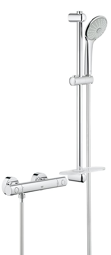 Favorit GROHE 34286002 | Grohtherm 1000 Cosmopolitan M Shower Set: Amazon WP47