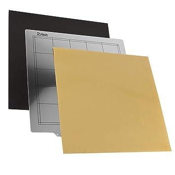 B Baosity - Placa para Cama Caliente (300 x 300 mm, para ...