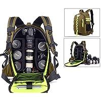 Abonnyc DRLBP-CZ Waterproof Anti-shock Backpack for DSLR...
