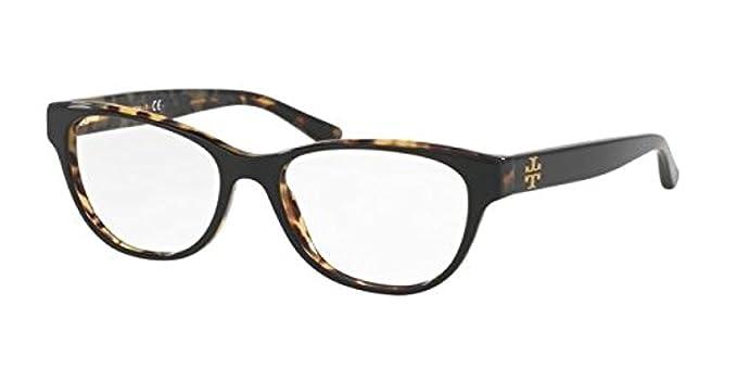 8f050a5f116e Amazon.com  Tory Burch TY2065 Eyeglass Frames 1601-53 - Black ...