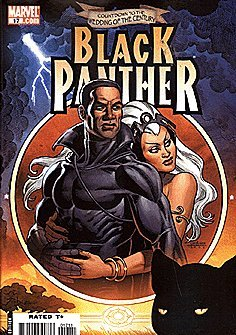 Black Panther (2005 series) #17