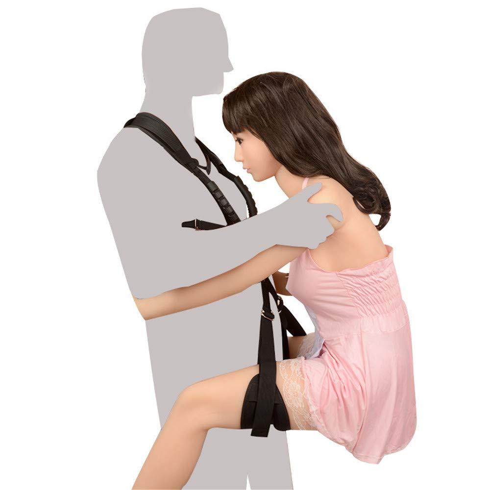 KXIN Atado Adulto Suministros Pareja Swing Cinturón, Atado KXIN Correa SM Suministros, Sexo Alternativo Juguetes Parejas Sexo Productos d83f06