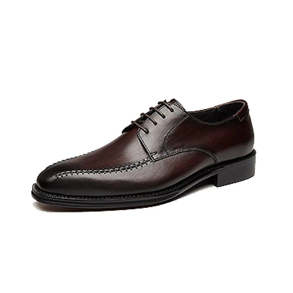 YCGCM Herren Kleid Schuhe Arbeit Hochzeitsschuhe Komfort Füße Mode Geschäft Atmungsaktiv Leichtgewicht