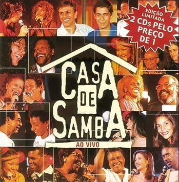 Casa De Samba Ao Vivo