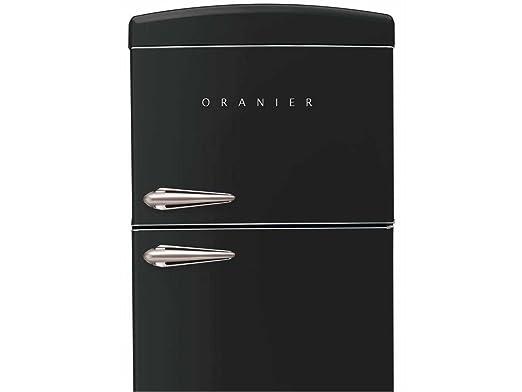Oranier Retro Kühlschrank : Oranier rkg kühlschrank kühlteil l gefrierteil l amazon