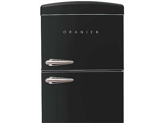 Retro Kühlschrank Oranier : Oranier rkg kühlschrank kühlteil l gefrierteil l amazon