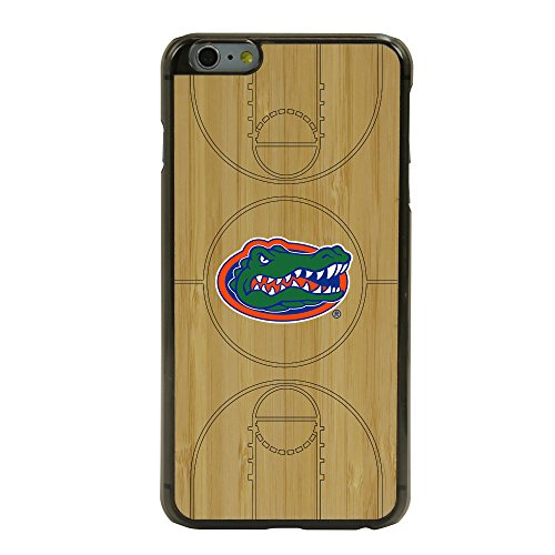 Florida Gators Eco Light Court Case for iPhone 6 Plus / 6s Plus with Guard Glass Screen (Florida Gators Light)