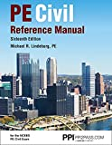 PPI PE Civil Reference Manual, 16th Edition