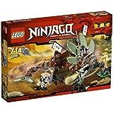 LEGO Ninjago - 2509 - Jeu de Construction - La Défense du Dragon de Terre