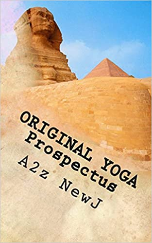 Book ORIGINAL YOGA Prospectus: 25 Sept 2014-15