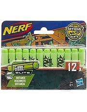 Nerf Zombie Strike Elite Dart 12'li Yedek Paket