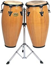 """Congas MP 1601-NA(Pair With Stand)Natural 10""""&11"""""""
