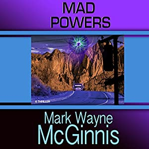 Mad Powers Audiobook