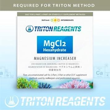 Triton Magnesio Chloride Hexa Hydrate, mgcl2.6h2o 4 kg: Amazon.es: Productos para mascotas