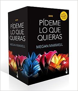 PACK PÍDEME LO QUE QUIERAS (La Erótica): Amazon.es: Maxwell, Megan ...