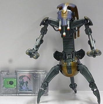 Star Wars Episode 1 Destroyer Droid Basic Figure TOMY