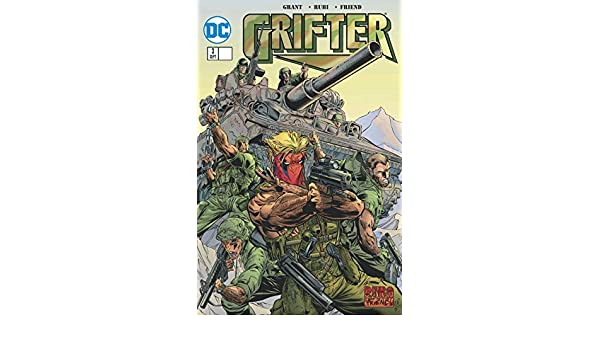 Grifter (1996-1997) #3 (English Edition) eBook: Steven Grant ...
