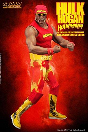 Storm Toys Hulkamania Terry Gene Bollea Hulk Hogan 1/4 Scale (Hogan Bollea Hulk Terry)