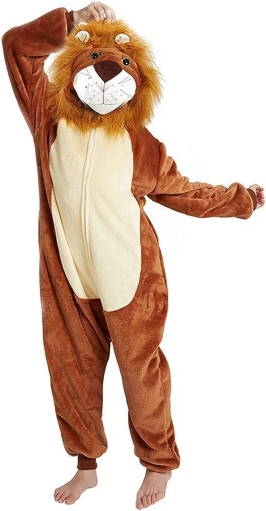 Kids Lion Onesie Costume