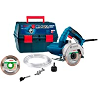Serra Mármore Bosch GDC 151 TITAN 1500W 127V com maleta, 1 disco e 1 kit refrigeração