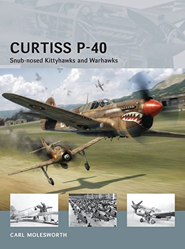 Download Curtiss P-40: Snub-nosed Kittyhawks and Warhawks (Air Vanguard) pdf epub