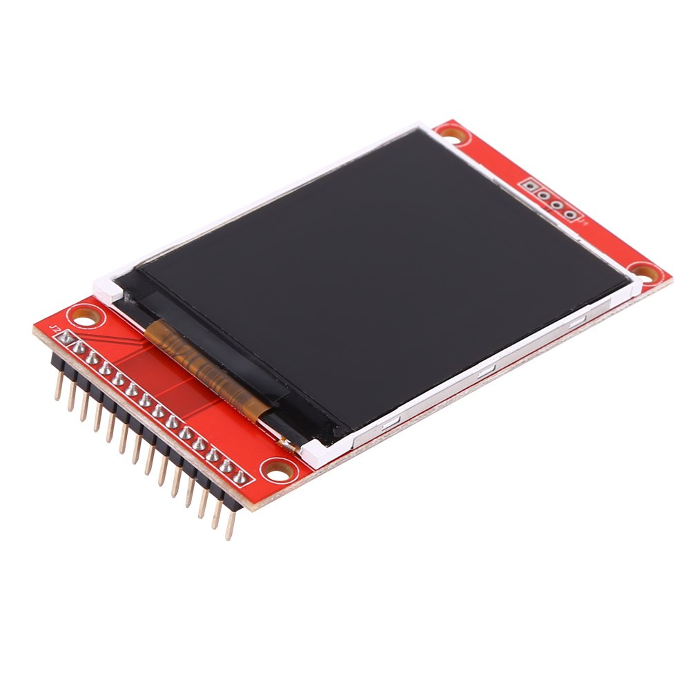 2, 4 Zoll 240x320 SPI TFT LCD Serielles Anschlussmodul mit PCB ILI9341 Walfront