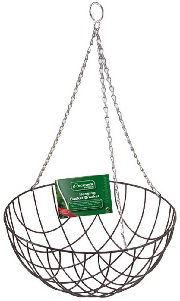 Kingfisher  16 inch Hanging Basket