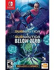 Subnautica + Subnautica: Below Zero Switch - Nintendo Switch Games and Software